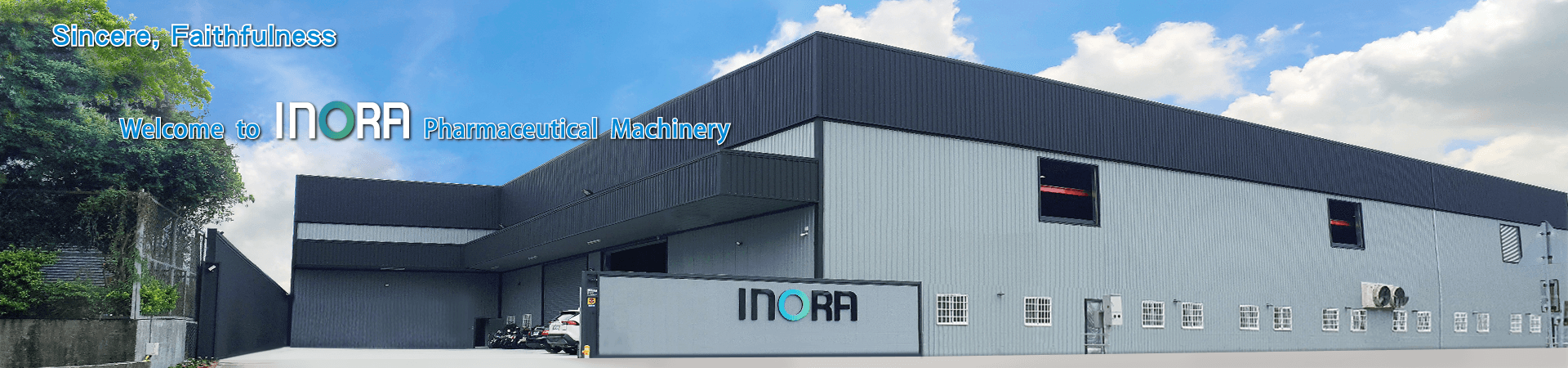 Pharmaceutical equipment,Granulator,Spray dryer,Vacuum freeze dryer,Roller compactor,Inora Pharmaceutical Machinery Co.,Ltd.