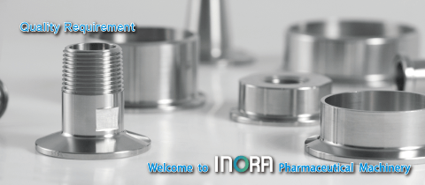 Pharmaceutical equipment,Roller compactor,Coater,Vacuum freeze dryer,Inora Pharmaceutical Machinery Co.,Ltd.